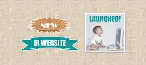 UBC IR Program Launches New Website